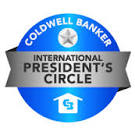 International President's Circle – Top 6% of all CBRB Qualified Sales Associates Worldwide