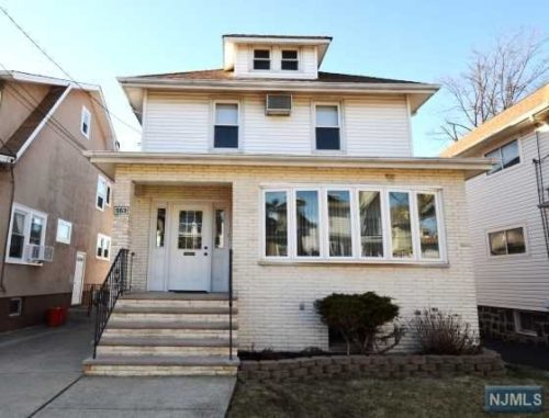 SOLD - 553 Saint Pauls Ave, Cliffside Park NJ $470,000
