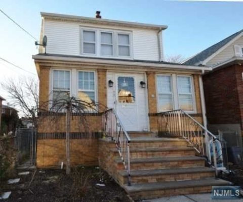 SOLD - 77 Shaler Ave, Fairview New Jersey $300,000