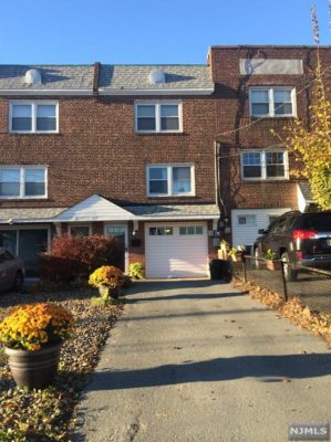 SOLD - 382 Lawton Ave A, Cliffside Park New Jersey $279,900