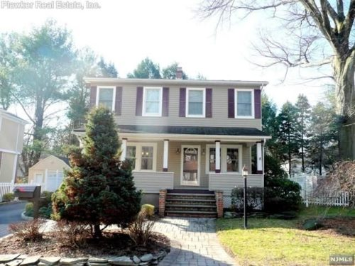 SOLD - 46 Harvey Street, Closter New Jersey $615,000