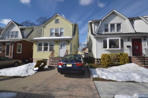 SOLD - 519 Oregon Avenue, Cliffside Park, NJ $370,000