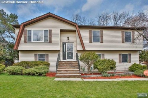 SOLD - 98 Westwood Blvd. Westwood NJ $482,000