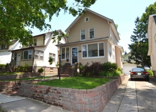 SOLD - 20 Bayard St, Nutley, NJ $380,000