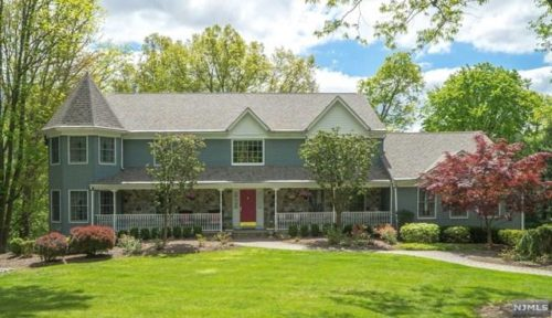 SOLD - 12 Swan Hollow Ct, Ramsey, NJ $1,150,000
