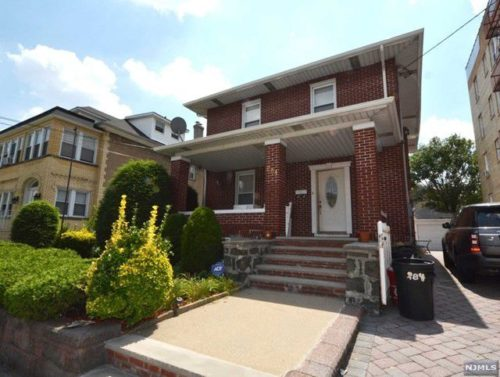SOLD - 284 Knox Ave, Cliffside Park $525,000
