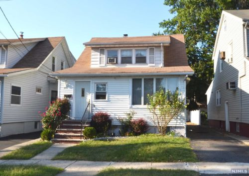 SOLD - 264 E 1st Street, Clifton NJ $280,000