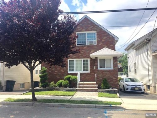 SOLD - 827 8th St Secaucus, NJ 07094 $432,000
