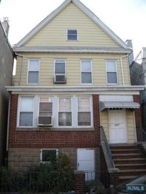 SOLD - 287 Nagle Street, Cliffisde Park NJ $275,000