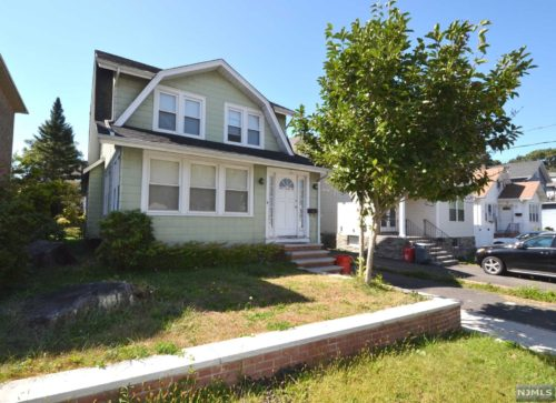 SOLD - 442 Lawton Ave, Cliffside Park NJ $359,000