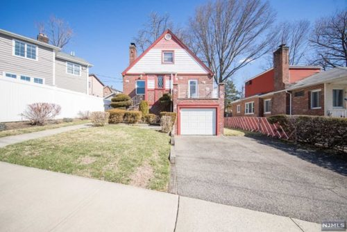 SOLD - 60 Cecelia Ave, Cliffside Park NJ $565,000