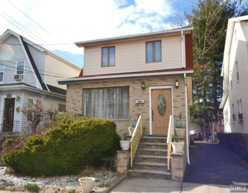 SOLD - 505 Oregon Avenue, Cliffside Park NJ $518,000