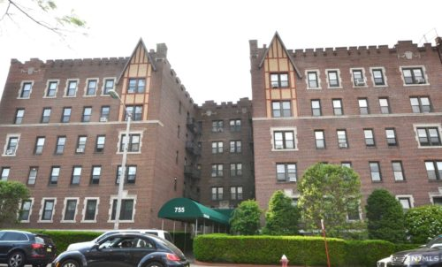 SOLD - 755 Anderson Ave 4E Cliffside Park $163,500
