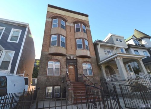 SOLD - 811 Montgomery St 1R Jersey City, NJ $179,000