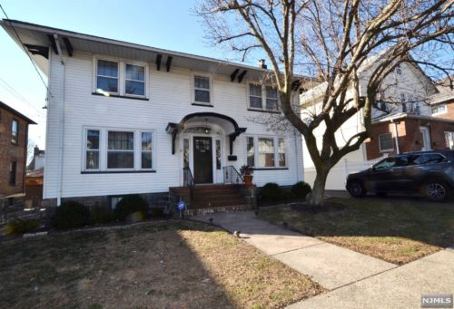 SOLD - 234 Columbus Place, Cliffside Park NJ $539,000