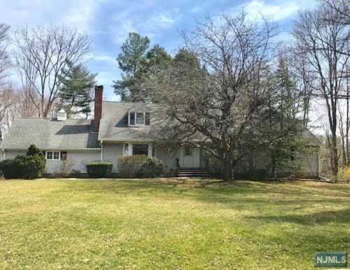 SOLD  - 30 Van Emburgh Ave Hillsdale, NJ 07642 $550,000