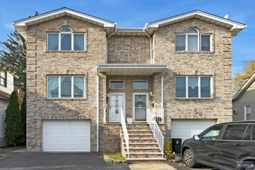 SOLD - 443 9th St Fairview, NJ 07022 $475,000